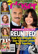 Closer Magazine - Dr. Gary Goldenberg gives advice on concealing blemishes