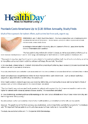 HealthDay News – Dr. Goldenberg gives his input on Psoriasis.