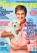 Dr. Oz The Good Life- Dr. Gary Goldenberg gives his opinion on good sunscreens
