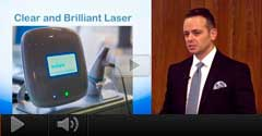 Watch Video: Dr. Goldenberg Cosmetic Lecture -Skin Laser Therapy with Clear + Brilliant and Fraxel Dual
