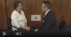 Watch Video: Dr. Goldenberg cosmetic consultation at the Transition Network Evening - Part 1