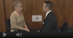 Watch Video: Dr.Goldenberg cosmetic consultation at the Transition Network Evening - Part 2