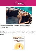 Beauty in the Bag- Dr. Gary Goldenberg is quoted in The Skin Cancer Tipping point: Are we there yet?