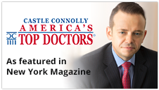 Castle Connolly America's Top Doctors As featured in New York Magazine