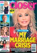 Closer Magazine - Dr. Gary Goldenberg is quoted on a Q & A section.