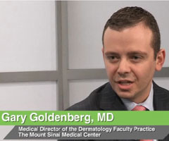 Watch Video: Dr. Gary Goldenberg featured on DermTube Jurnal Club to discuss the latest research on the nature of Actinic Keratoses, risks for conversion, and implications for care