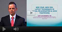 Watch Video: Dr. Gary Goldenberg Cosmetic Lecture - Beauty
