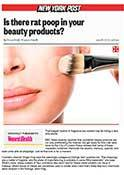 New York Post – Dr. Gary Goldenberg gives his opinion on counterfeit products.