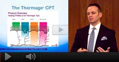 Watch Video: Dr. Gary Goldenberg Cosmetic Lecture -What Is Thermage Skin Tightening?