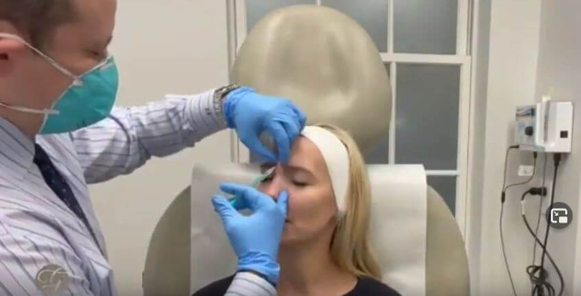 Botox Injections for Wrinkles and Lines